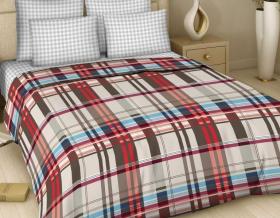 «Диалог» Семейный комплект постельного белья