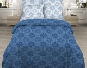 «Индиго» 2-х спальный комплект постельного белья