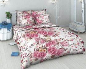 «Нежный шепот» 1.5 спальный комплект постельного белья
