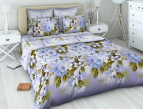 «Японское утро» Семейный комплект постельного белья