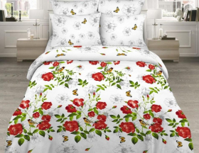 «Свежесть утра» 2-х спальный комплект постельного белья