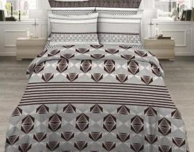 «Кофейный аромат» 1.5 спальный комплект постельного белья