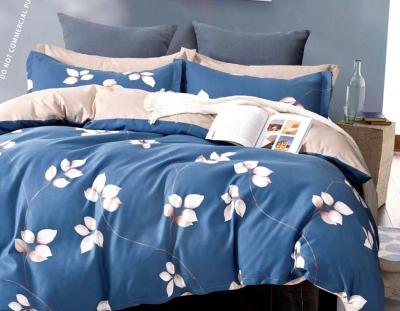 1.5 спальный комплект постельного белья «15BOR010»