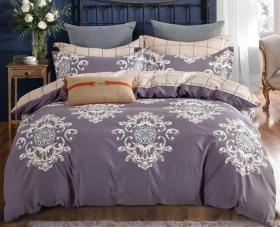 1.5 спальный комплект постельного белья «15CAND002»