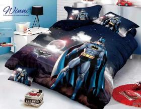 1.5 спальный комплект постельного белья «15CAND014»