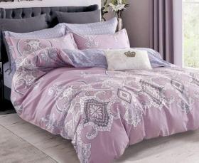 1.5 спальный комплект постельного белья «15CAND020»