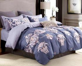 1.5 спальный комплект постельного белья «15CAND003»