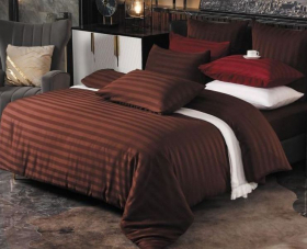 Евро комплект постельного белья «EVALOD004»