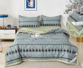 1.5 спальный комплект постельного белья «15CAND007»