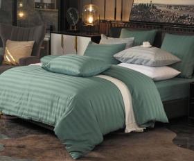 Евро комплект постельного белья «EVALOD009»