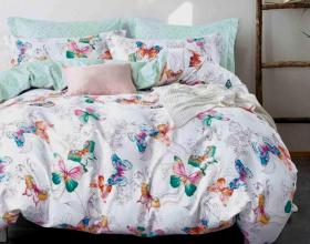 1.5 спальный комплект постельного белья «15CAND011»