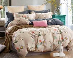 1.5 спальный комплект постельного белья «15CAND012»
