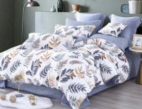 1.5 спальный комплект постельного белья «15CAND005»