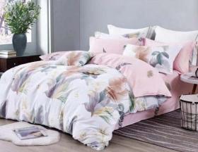 1.5 спальный комплект постельного белья «15CAND006»