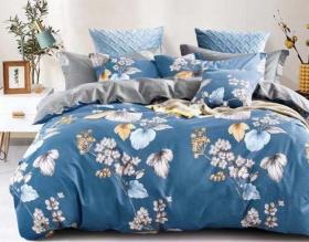 1.5 спальный комплект постельного белья «15CAND015»