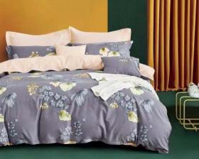 1.5 спальный комплект постельного белья «15CAND021»