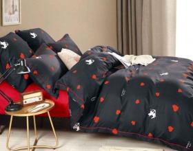 1.5 спальный комплект постельного белья «15АЛ27»