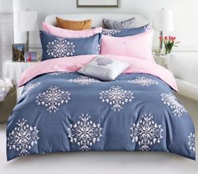 1.5 спальный комплект постельного белья «15BOR030»