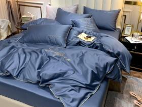 1.5 спальный комплект постельного белья «15MEG001»