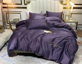1.5 спальный комплект постельного белья «15MEG012»