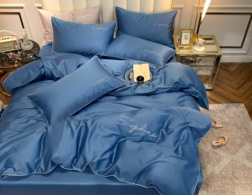 1.5 спальный комплект постельного белья «15MEG013»