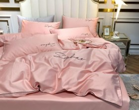 1.5 спальный комплект постельного белья «15MEG017»