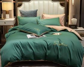 1.5 спальный комплект постельного белья «15MEG018»