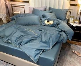 1.5 спальный комплект постельного белья «15MEG021»