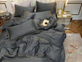 1.5 спальный комплект постельного белья «15MEG003»