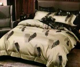 1.5 спальный комплект постельного белья «15BOR001»