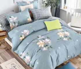 1.5 спальный комплект постельного белья «15BOR005»