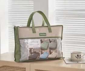 «Шанель» 1.5 спальный комплект постельного белья