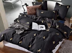 Евро комплект постельного белья «ЕВАЛ01»