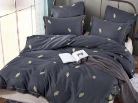 Евро комплект постельного белья «ЕВАЛ02»