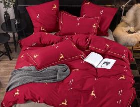 Семейный комплект постельного белья «СМАЛ07»