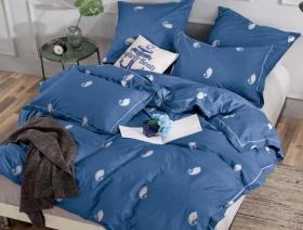 Евро комплект постельного белья «ЕВАЛ08»