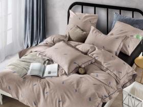 Евро комплект постельного белья «ЕВАЛ09»